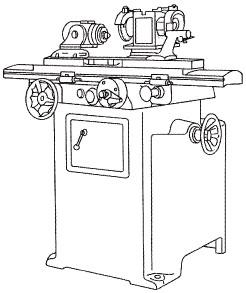 付図29 工具研削盤(616)