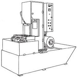 付図30 ベルト研削盤(61F4)