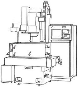 付図48 形彫り放電加工機(D111)